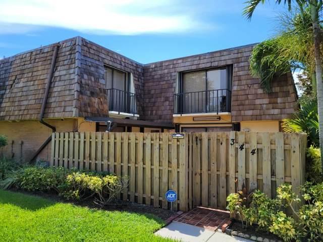 344 Lake Arbor Drive, Palm Springs, FL 33461 (#RX-10733563) :: Heather Towe | Keller Williams Jupiter