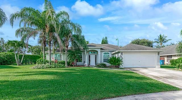 125 Meadow Woode Drive, Royal Palm Beach, FL 33411 (#RX-10733605) :: Ryan Jennings Group