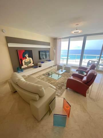 2700 N Ocean Drive 1703B, Riviera Beach, FL 33404 (#RX-10733630) :: The Power of 2 | Century 21 Tenace Realty