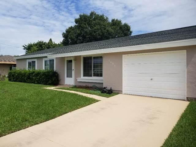 1495 SE Grapeland Avenue, Port Saint Lucie, FL 34952 (#RX-10733661) :: Heather Towe   Keller Williams Jupiter