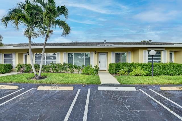 1040 Silk Oak Ter Terrace 23-C, Delray Beach, FL 33445 (#RX-10733728) :: DO Homes Group