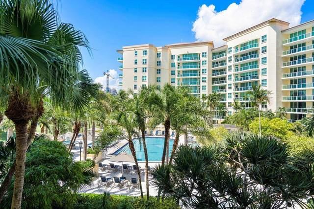 500 SE Mizner Boulevard A301, Boca Raton, FL 33432 (#RX-10734001) :: DO Homes Group
