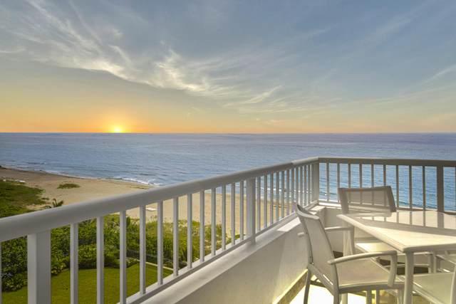 600 S Ocean Boulevard #807, Boca Raton, FL 33432 (#RX-10734295) :: The Power of 2   Century 21 Tenace Realty