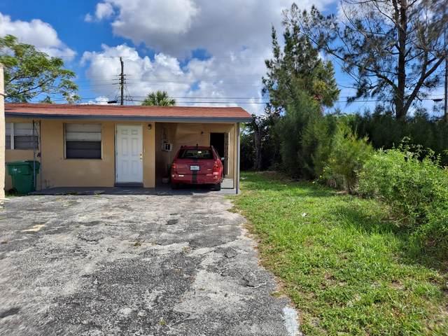 1140 W 31st Street 1 & 2, Riviera Beach, FL 33404 (#RX-10734296) :: The Rizzuto Woodman Team