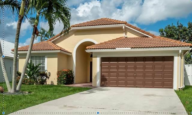 2646 Bedford Mews Drive, Wellington, FL 33414 (MLS #RX-10734395) :: Berkshire Hathaway HomeServices EWM Realty