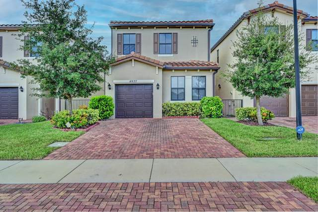 4937 NW 55th Place, Tamarac, FL 33319 (MLS #RX-10734584) :: Berkshire Hathaway HomeServices EWM Realty