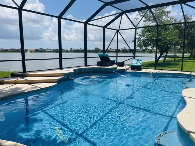 3372 Princeton Drive, Wellington, FL 33414 (MLS #RX-10734757) :: Dalton Wade Real Estate Group
