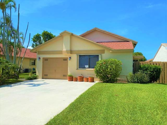 2455 NW 14th Street, Delray Beach, FL 33445 (#RX-10735063) :: Treasure Property Group