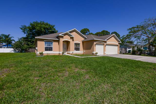 658 SW Curry Street, Port Saint Lucie, FL 34983 (#RX-10735338) :: Baron Real Estate