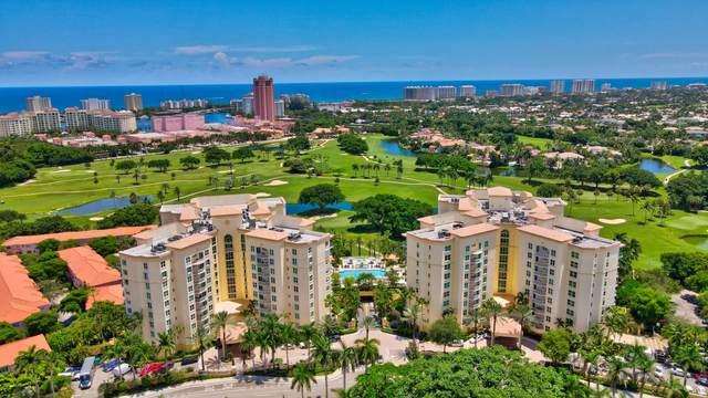 550 SE Mizner Boulevard B208, Boca Raton, FL 33432 (#RX-10735344) :: Heather Towe | Keller Williams Jupiter
