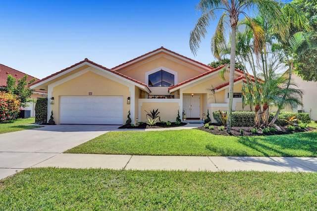374 Prairie Rose Lane, Boca Raton, FL 33487 (#RX-10735377) :: Heather Towe | Keller Williams Jupiter