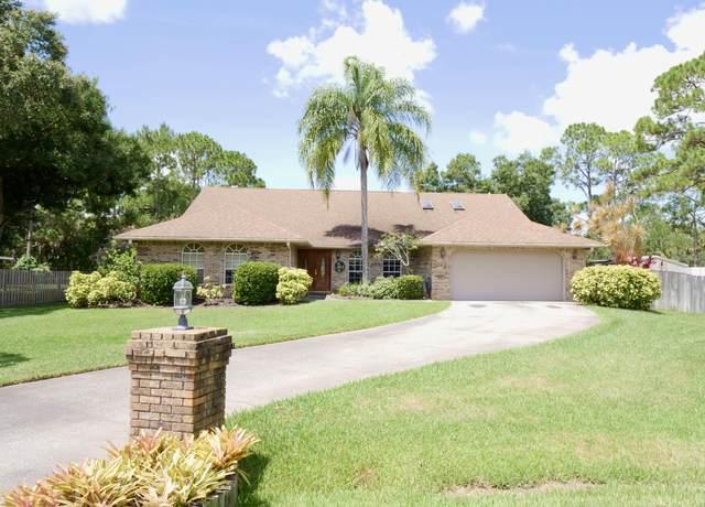 1703 Greytwig Place, Malabar, FL 32950 (MLS #RX-10735389) :: Berkshire Hathaway HomeServices EWM Realty