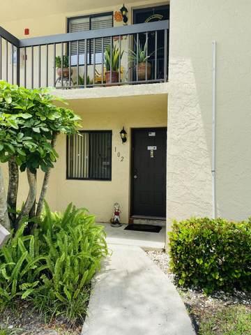 21955 Tidewater Terrace #102, Boca Raton, FL 33433 (#RX-10736056) :: The Power of 2 | Century 21 Tenace Realty