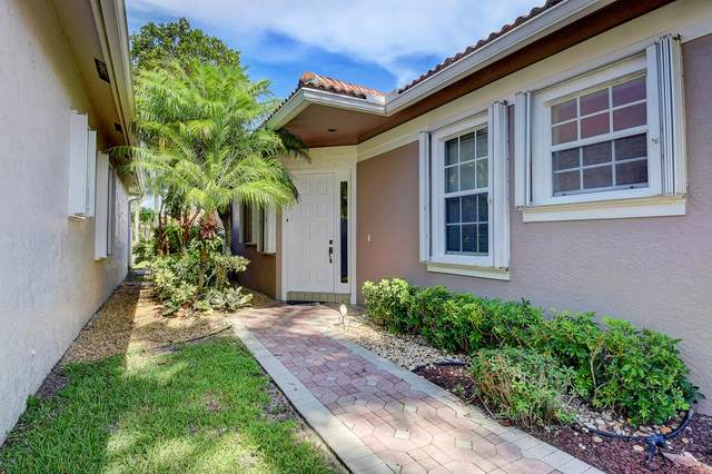 8809 Barrymore Lane, Boynton Beach, FL 33472 (#RX-10736749) :: Baron Real Estate