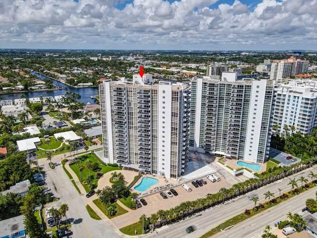 2701 N Ocean Boulevard 15A, Fort Lauderdale, FL 33308 (#RX-10736790) :: IvaniaHomes   Keller Williams Reserve Palm Beach