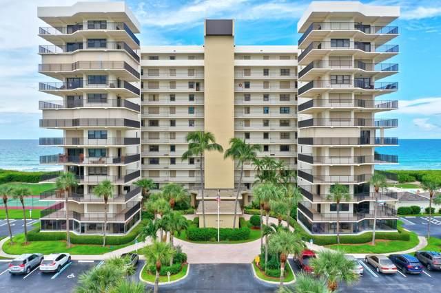 10044 S Ocean Drive #308, Jensen Beach, FL 34957 (#RX-10736899) :: IvaniaHomes | Keller Williams Reserve Palm Beach