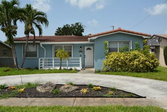 2200 N 47 Avenue, Hollywood, FL 33021 (#RX-10737747) :: Baron Real Estate