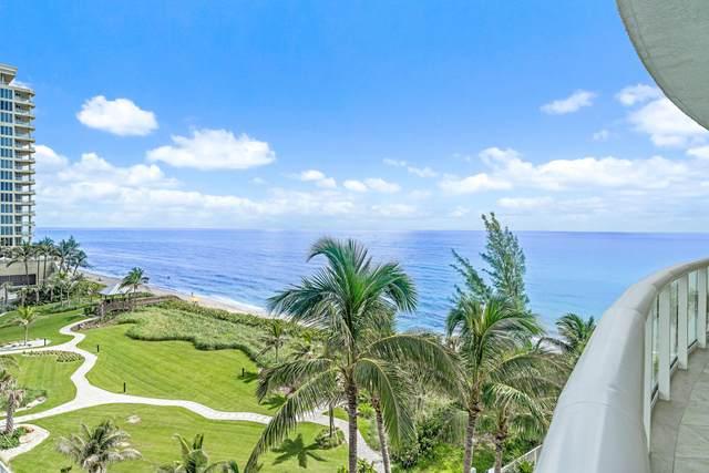4600 N Ocean Drive #602, Singer Island, FL 33404 (#RX-10737901) :: IvaniaHomes | Keller Williams Reserve Palm Beach