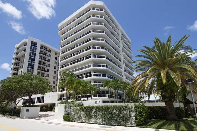 1617 N Flagler Drive #202, West Palm Beach, FL 33407 (#RX-10737917) :: IvaniaHomes | Keller Williams Reserve Palm Beach