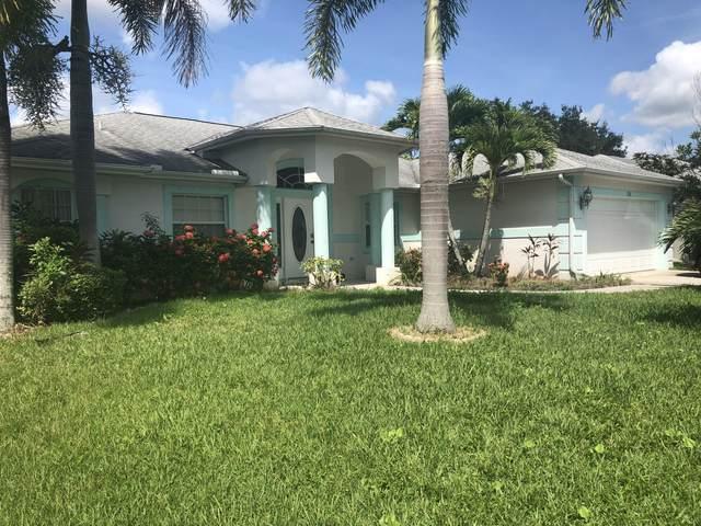 726 SW Byron Street, Port Saint Lucie, FL 34983 (#RX-10737918) :: Baron Real Estate