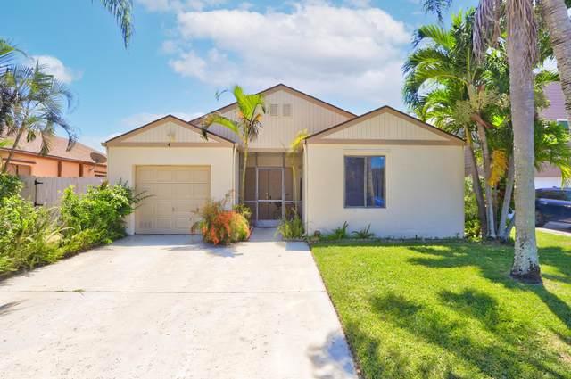 4 Caston Way, Boynton Beach, FL 33426 (#RX-10738664) :: Posh Properties