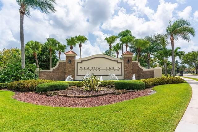 23316 Treeline Drive, Boca Raton, FL 33428 (MLS #RX-10739108) :: Berkshire Hathaway HomeServices EWM Realty