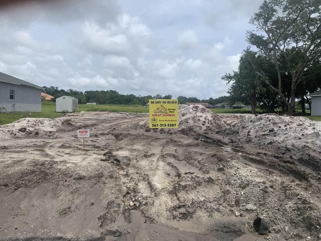 1633 SW Abingdon Avenue, Port Saint Lucie, FL 34953 (#RX-10739322) :: Michael Kaufman Real Estate
