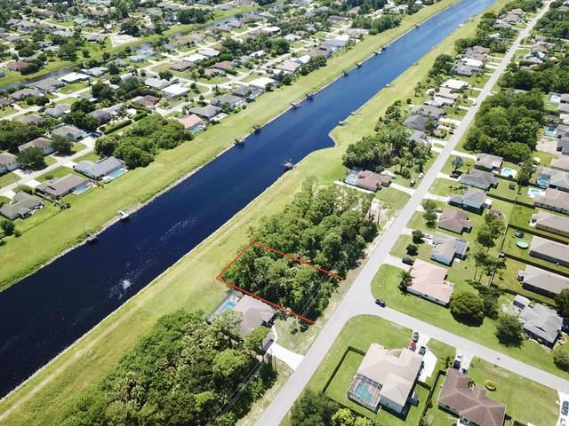 868 SW Sultan Drive, Port Saint Lucie, FL 34953 (MLS #RX-10739611) :: The Jack Coden Group