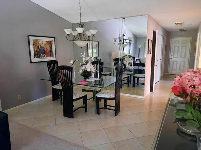 15364 Lakes Of Delray Boulevard #62, Delray Beach, FL 33484 (#RX-10739662) :: Heather Towe | Keller Williams Jupiter