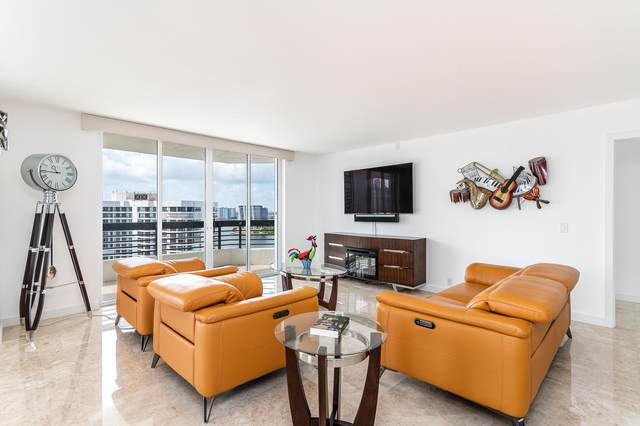 3500 Mystic Pointe Drive #1906, Miami, FL 33180 (#RX-10739819) :: Heather Towe   Keller Williams Jupiter