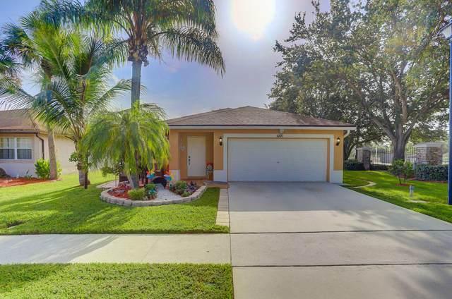 1001 Park Hill Drive, West Palm Beach, FL 33417 (#RX-10740129) :: Heather Towe | Keller Williams Jupiter