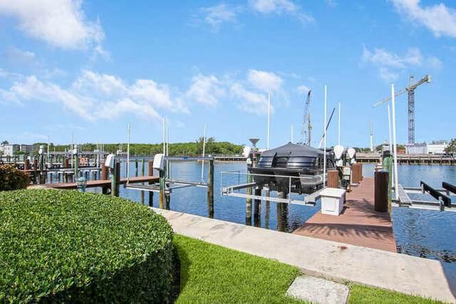 5554 N Ocean Boulevard 3A, Ocean Ridge, FL 33435 (MLS #RX-10740537) :: Castelli Real Estate Services