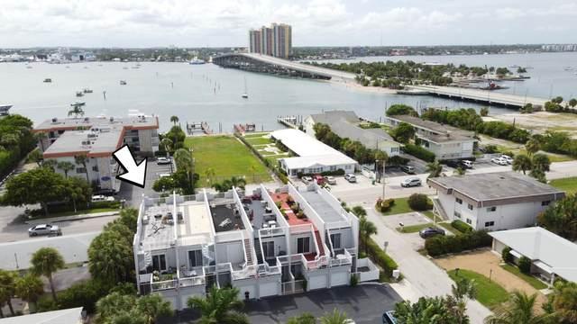 1101 Beach Road F, Palm Beach Shores, FL 33404 (#RX-10740717) :: Heather Towe | Keller Williams Jupiter