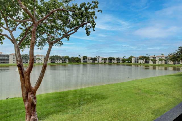 6193 Pointe Regal Circle #206, Delray Beach, FL 33484 (#RX-10740764) :: Michael Kaufman Real Estate