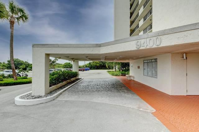 9400 S Ocean Drive #106, Jensen Beach, FL 34957 (#RX-10741207) :: Baron Real Estate