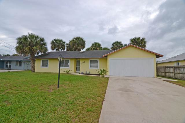 2350 SW Woodridge Street, Port Saint Lucie, FL 34953 (#RX-10741357) :: Michael Kaufman Real Estate