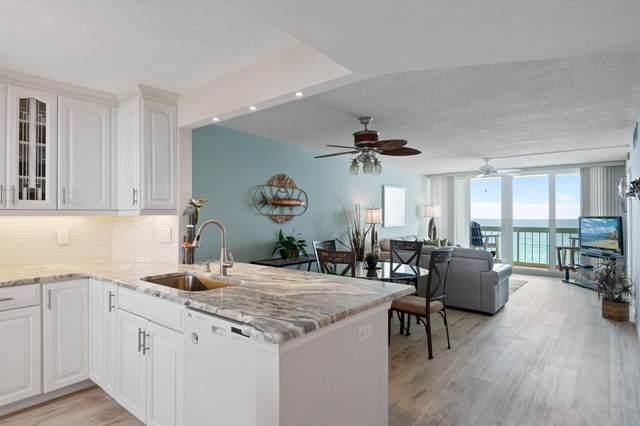 9940 S Ocean Drive #709, Jensen Beach, FL 34957 (#RX-10741657) :: IvaniaHomes   Keller Williams Reserve Palm Beach