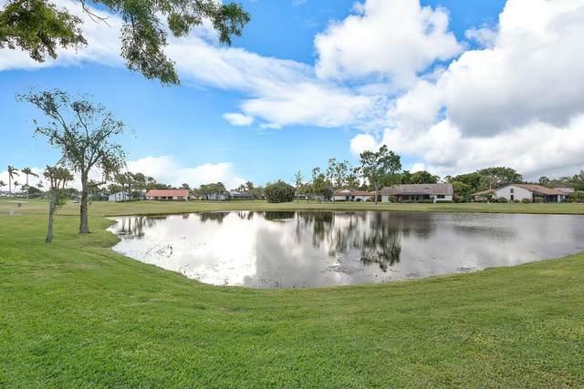 5618 Forest Oaks Terrace, Delray Beach, FL 33484 (#RX-10741766) :: Heather Towe   Keller Williams Jupiter