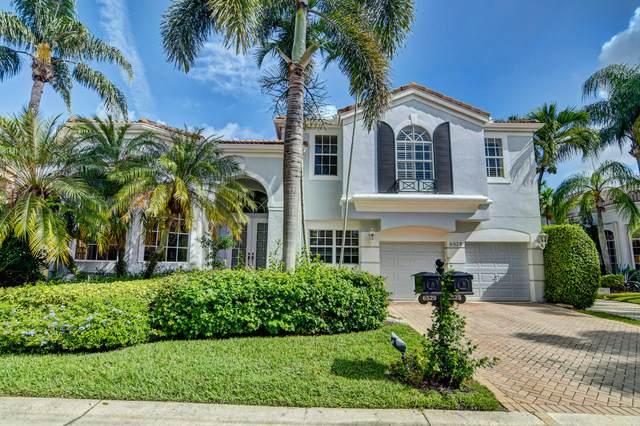 6529 NW 40th Court, Boca Raton, FL 33496 (#RX-10741850) :: Heather Towe | Keller Williams Jupiter