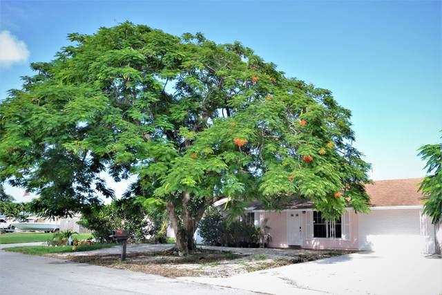 6720 Osborne Drive, Lake Worth, FL 33462 (MLS #RX-10741861) :: Castelli Real Estate Services