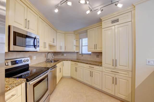 5901 Camino Del Sol #204, Boca Raton, FL 33433 (MLS #RX-10741930) :: Berkshire Hathaway HomeServices EWM Realty