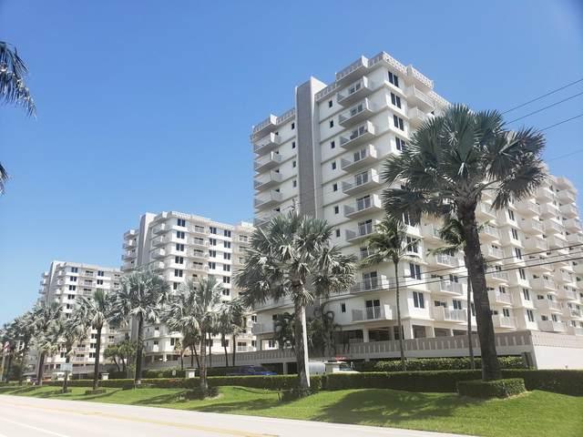 3215 S Ocean Boulevard #904, Highland Beach, FL 33487 (#RX-10742509) :: IvaniaHomes | Keller Williams Reserve Palm Beach
