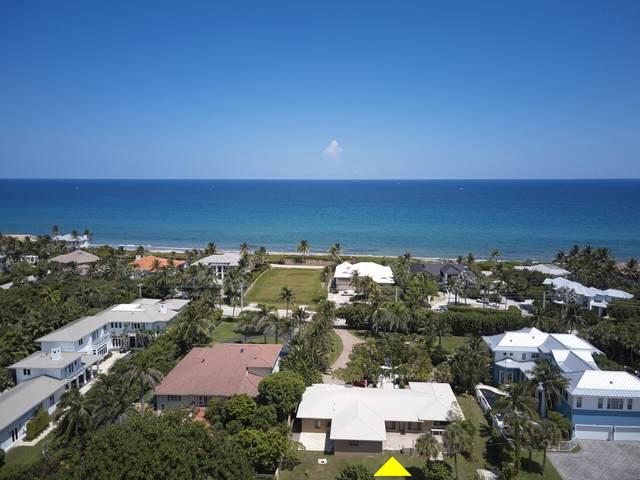 5920 N Ocean Boulevard, Ocean Ridge, FL 33435 (#RX-10742526) :: Heather Towe | Keller Williams Jupiter