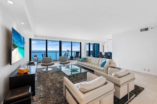 2727 S Ocean Boulevard #1002, Highland Beach, FL 33487 (MLS #RX-10742956) :: Berkshire Hathaway HomeServices EWM Realty
