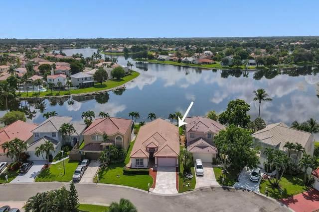 7179 Davit Circle, Lake Worth, FL 33467 (#RX-10743083) :: Michael Kaufman Real Estate