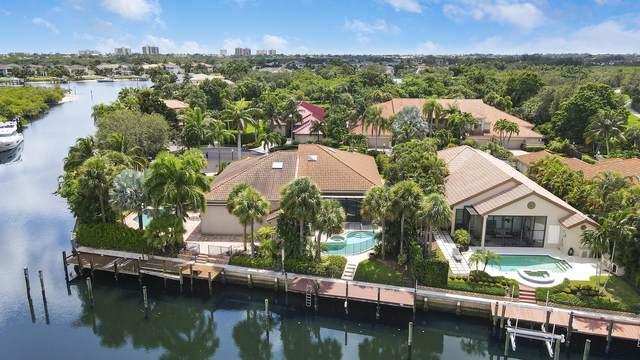 2040 La Porte Drive, Palm Beach Gardens, FL 33410 (#RX-10743337) :: Michael Kaufman Real Estate