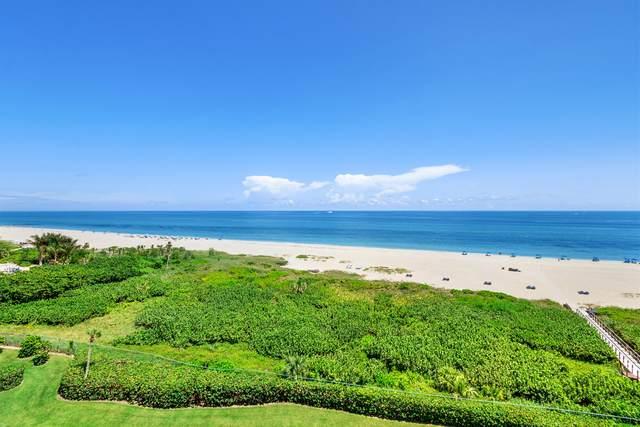 3000 N Ocean Drive 8-F, Singer Island, FL 33404 (MLS #RX-10743486) :: Castelli Real Estate Services
