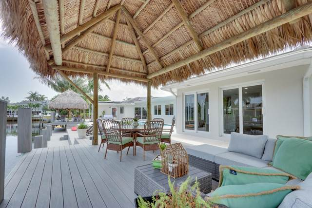 1498 SW 5th Court, Boca Raton, FL 33432 (MLS #RX-10743542) :: Berkshire Hathaway HomeServices EWM Realty