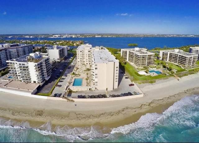 3450 S Ocean Boulevard #125, Palm Beach, FL 33480 (MLS #RX-10743729) :: Berkshire Hathaway HomeServices EWM Realty