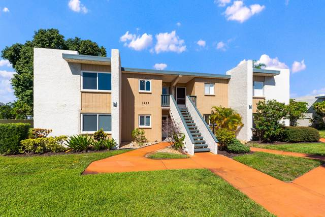 1212 NE 14th Court M-3, Jensen Beach, FL 34957 (#RX-10743860) :: Baron Real Estate